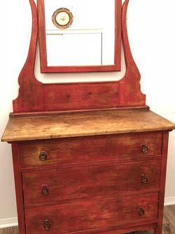 Solid Pine Farmhouse Dresser for Sale in Santa Clarita,  CA