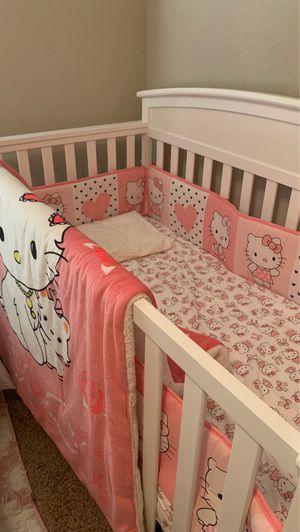 Crib and Mattress for Sale in Clovis, CA