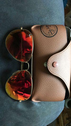 Ray bans aviator sunglasses for Sale in Glastonbury, CT