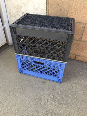 Milk crates for Sale in Huntington Park, CA