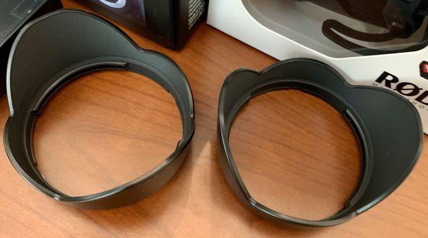 Panasonic GH4 with 12-35 mm lens joby gorilla pod Rode videopro mic