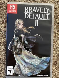 Bravely Default 2 Nintendo Switch for Sale in Snohomish,  WA