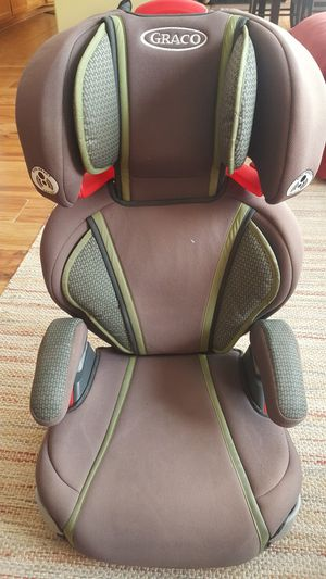 Graco - adjustable child booster seat for Sale in Hercules, CA