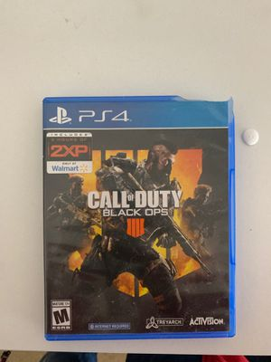 PS4 B04 for Sale in New York, NY