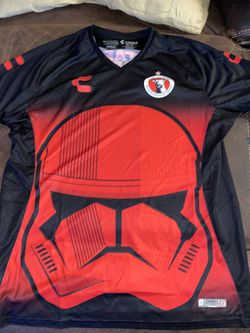 Xolos de Tijuana special edition Star Wars new with tags size is xl for Sale in Nuevo,  CA