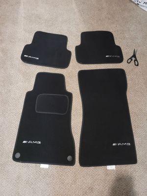 W209 clk class 03-09 amg floor mats for Sale in Edgewood, WA
