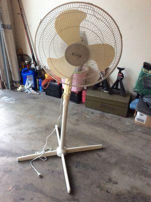 stand fan for Sale in Escondido, CA