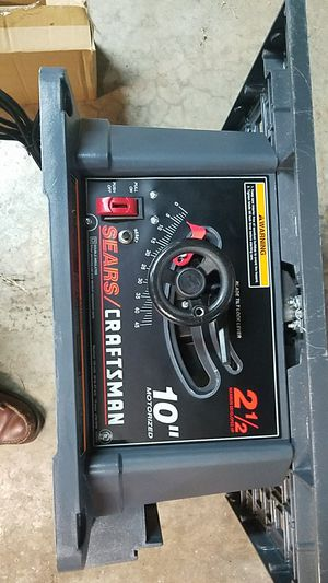 Craftsman table saw for Sale in St. Louis, MO