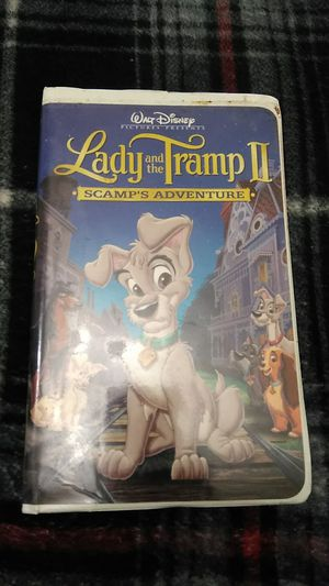 Lady and the tramp 2 for Sale in Bothell, WA