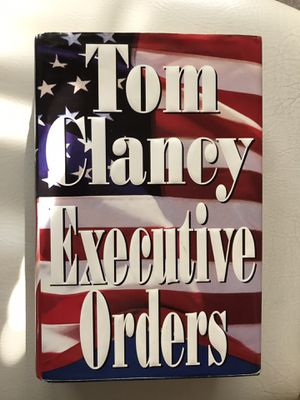 Tom Clancy Executive Orders for Sale in Emeryville, CA