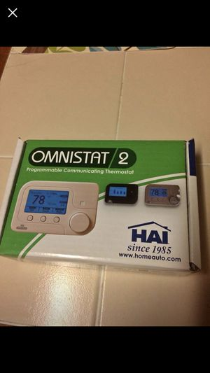 Omnistat 2 Programmable Thermostat for Sale in Durham, NC