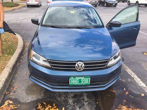 2015 VW Volkswagen Jetta 62k miles for Sale in Underhill, VT