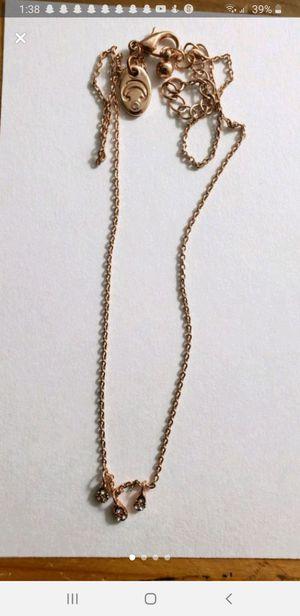 Charming Charlie Triple Teardrop Necklace for Sale in Rockville, MD
