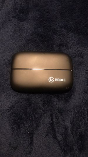Elgato HD60 s for Sale in Rancho Cucamonga, CA