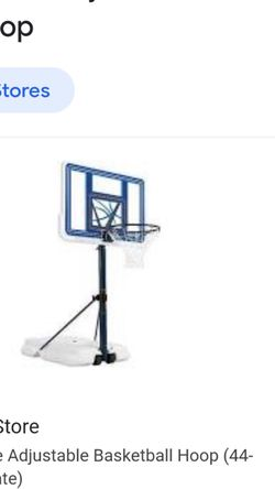 Basketball Hoop For Swimming Pool for Sale in Chula Vista,  CA