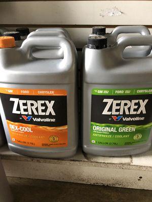 Dexcool orange and green coolant 100x100 for Sale in Stockton, CA