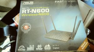 Asus wifi Router new sealed for Sale in Riverside, CA