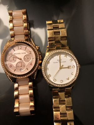 Marc Jacobs watch for Sale in Downey, CA