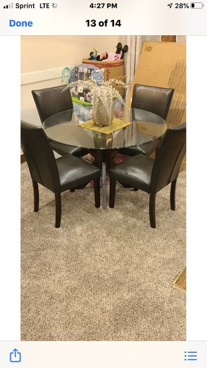 Dining room set from Pier one for Sale in Washington, DC