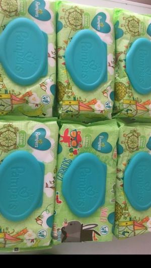 Pampers baby wipes for Sale in Phoenix, AZ