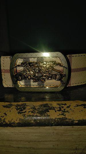 Burberry Belt for Sale in Trenton, NJ