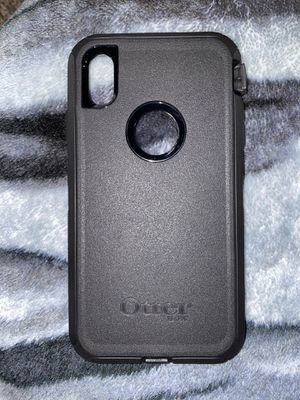 iPhone XS Max outer box case for Sale in Sacramento, CA