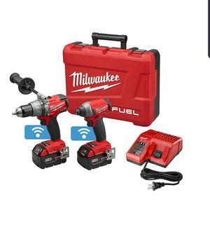 Milwaukee 2796 combo drill kit for Sale in Tucson, AZ