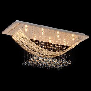 8 Lights Modern Crystal Chandelier Light Fixture for Living Room, Kitchen, Dining Room, etc for Sale in Henderson, NV