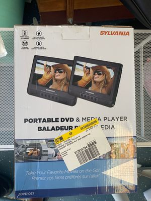 Double Portable DVD players for car for Sale in San Bernardino, CA
