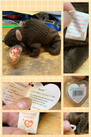 Beanie Baby Roam with errors for Sale in Lancaster, PA
