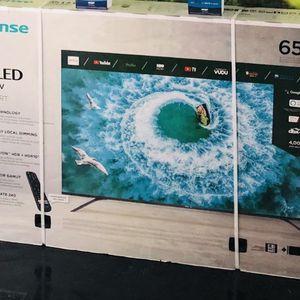 "65"" Hisense 4K Smart TV for Sale in Los Angeles, CA"
