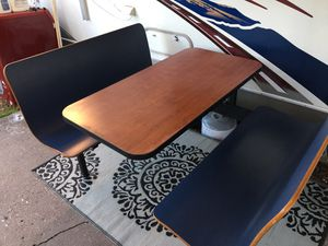 Restaurant Booth table brand new for Sale in Davenport, FL