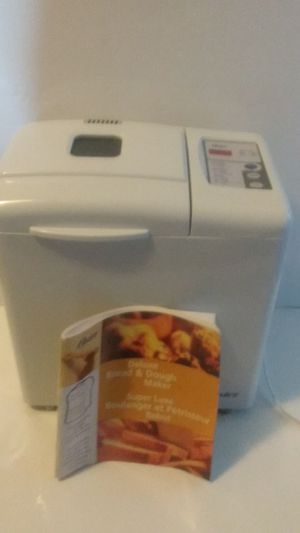 Oster bread and dough maker 2lb deluxe for Sale in Mechanicsburg, PA