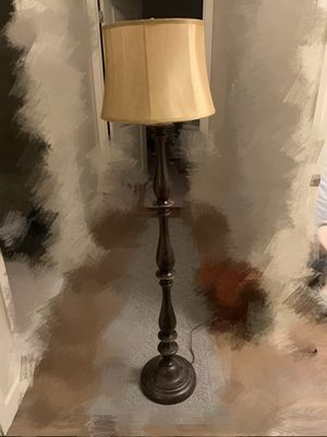floor lamp for Sale in Medford, MA