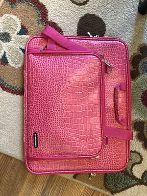 Pink laptop bag for Sale in Rochester, MN