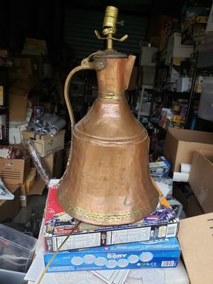 Brass lamp for Sale in Horn Lake, MS