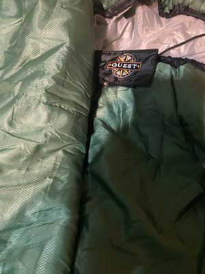 Sleeping bag Quest for Sale in New Britain, CT