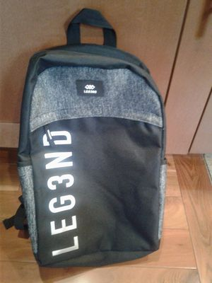 LEG3ND backpack New for Sale in Schaumburg, IL