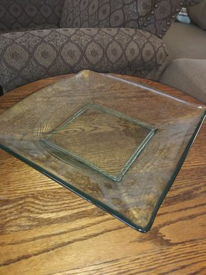 LG. Glass Dish for Sale in Placentia, CA