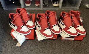 Jordan satin 1's for Sale in Seattle, WA