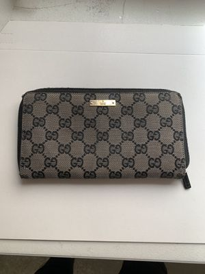 GUCCI WALLET (Authentic) for Sale in Las Vegas, NV