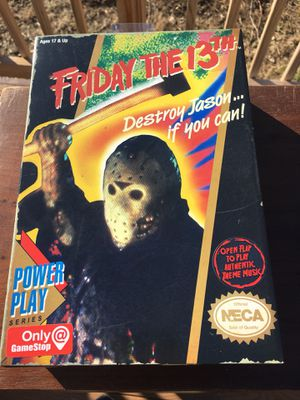 8-bit NECA Friday The 13th Jason Action Figure NEW Sealed for Sale in Portland, OR
