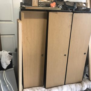 Three Drawer Wall Mounting File Cabinet for Sale in Corona, CA
