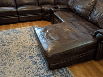 Haverty's Bentley Power Sectional With Chaise for Sale in Tampa,  FL