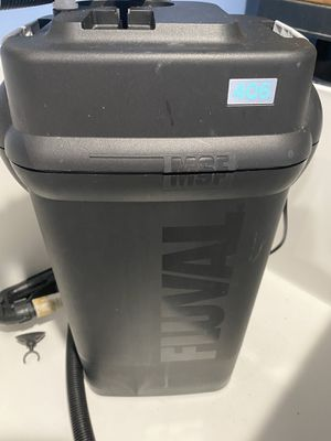 Fluval 406 canister filter for Sale in Burke, VA