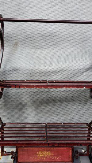 Heavy duty wall shelves for Sale in Princeton, NJ