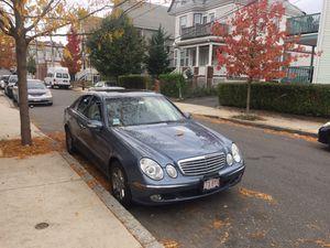 Mercedes benz E320 2003 for Sale in Everett, MA