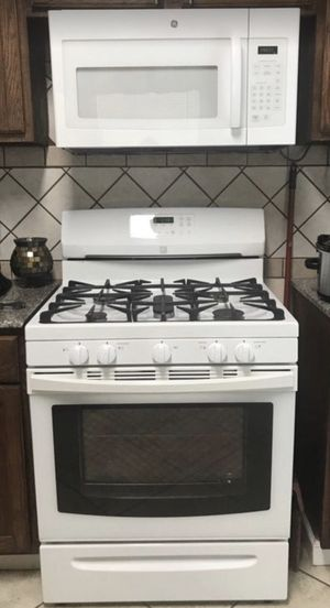 Stove and microwave combo for Sale in Port Acres, TX
