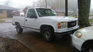 1997 GMC 2 WD, short bed for Sale in Ville Platte, LA