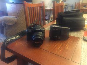 Canon EOS Rebel XTi for Sale in Alexandria, VA